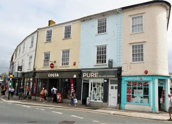 Thumbnail 3 bed flat to rent in Walsingham Place, Truro