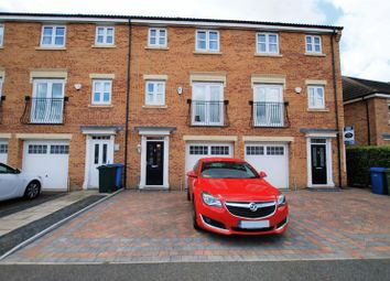 Thumbnail 4 bed mews house for sale in Sandringham Meadows, South Beach Estate, Blyth