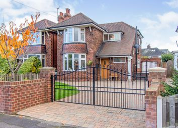 Thumbnail 3 bed detached house for sale in Crossways South, Wheatley Hills, Doncaster