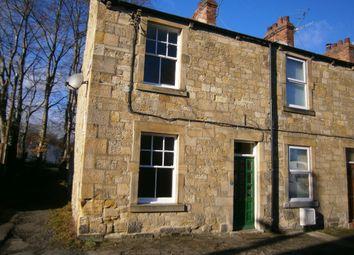 Thumbnail 2 bedroom terraced house to rent in Garden Terrace, Hexham