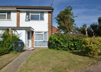 Thumbnail 2 bed end terrace house to rent in Vancouver Road, Worthing