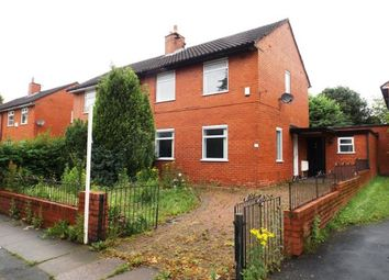 Thumbnail 2 bed semi-detached house for sale in Birch Avenue, Westhoughton, Bolton, Greater Manchester