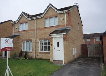 Thumbnail 2 bed semi-detached house to rent in Drum Close, Dovecot, Liverpool