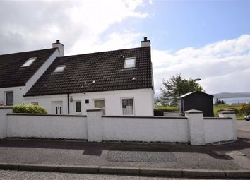 Thumbnail 3 bedroom semi-detached house for sale in Glebe Park, Gairloch, Ross-Shire