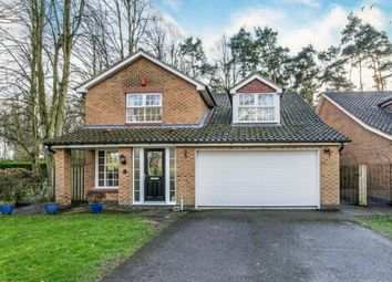 Thumbnail 4 bed detached house for sale in Madison Drive, Bawtry, Doncaster