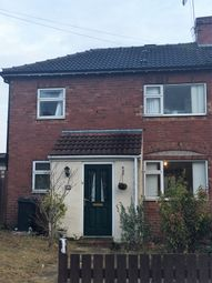 Thumbnail 2 bed semi-detached house to rent in Heatons Bank, Rawmarsh, Rotherham