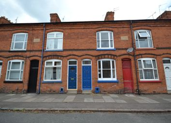 Thumbnail 2 bedroom terraced house to rent in Glen Gates, South Wigston, Leicester
