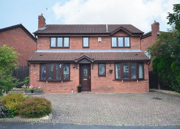 Thumbnail 4 bed detached house for sale in Boscombe Grove, Trentham, Stoke-On-Trent