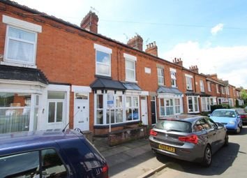 Thumbnail 2 bedroom terraced house for sale in Sidney Road, Leicester