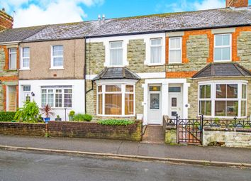 Thumbnail 3 bed terraced house for sale in Grove Road, Bridgend
