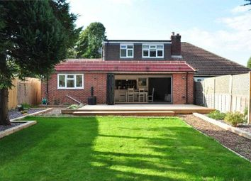 Thumbnail 4 bed semi-detached house for sale in Meadowcroft, Cotswold Close, Staines-Upon-Thames