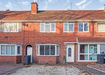 3 bed terraced house for sale in Thornbridge Avenue, Birmingham B42