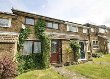 Thumbnail 3 bedroom terraced house to rent in Favel Drive, Furzton, Milton Keynes, Bucks