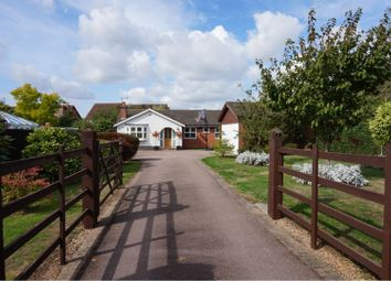 Thumbnail 3 bed detached bungalow for sale in West Cross Lane, Mountsorrel
