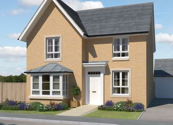 "Thumbnail 4 bed detached house for sale in ""Culzean"" at Newton Farm Road, Cambuslang, Glasgow"