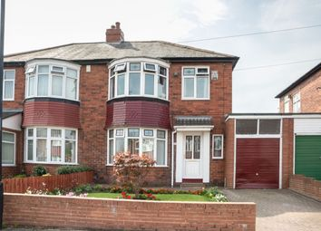 3 bed semi-detached house for sale in Langley Road, East Denton, Newcastle Upon Tyne NE5