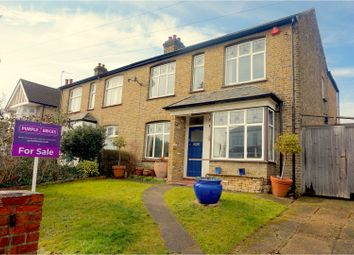 Thumbnail 4 bed semi-detached house for sale in Havelock Road, Dartford