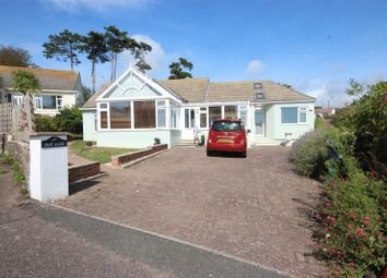 Thumbnail 5 bed detached bungalow for sale in Highcliffe Close, Seaton