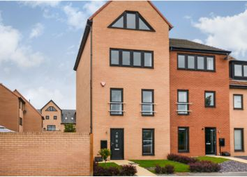 Thumbnail 5 bed town house for sale in Haydock Avenue, Sheffield