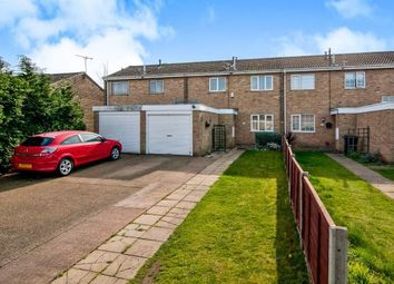 Thumbnail 3 bedroom terraced house for sale in Fairfields, Thetford