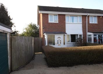 Thumbnail 3 bed semi-detached house for sale in Holbury, Southampton, Hampshire