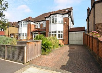 Thumbnail 4 bed semi-detached house for sale in Shelbury Road, East Dulwich, London