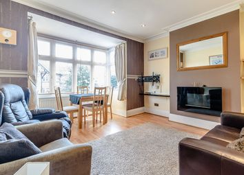 Thumbnail 3 bed flat to rent in Welldon Crescent, Harrow