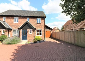Thumbnail 2 bed end terrace house for sale in Captain Ford Way, Dereham