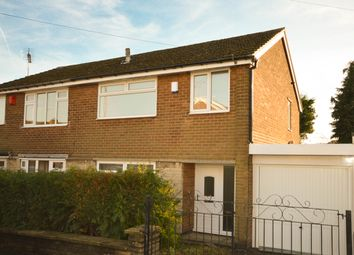 Thumbnail 3 bed semi-detached house for sale in Durlstone Grove, Sheffield