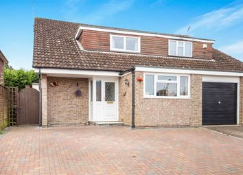 Thumbnail 4 bedroom semi-detached house for sale in Netley Close, Ipswich