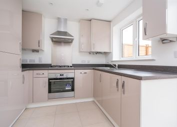 Thumbnail 3 bed flat for sale in Guardian Way, Luton