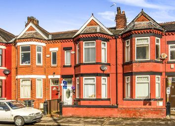 Thumbnail 3 bedroom terraced house for sale in Liverpool Street, Salford