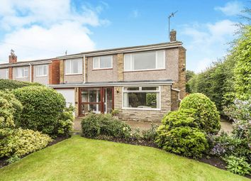 Thumbnail 4 bed detached house for sale in Langley Road, Newton Hall, Durham