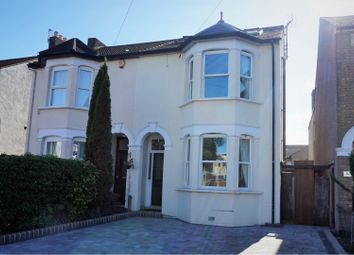 Thumbnail 4 bedroom semi-detached house for sale in Manor Road, Romford