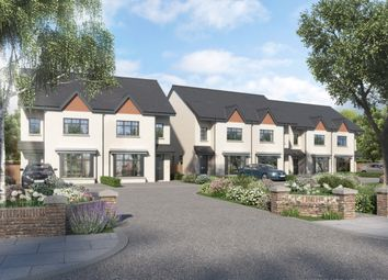 Thumbnail 4 bed semi-detached house for sale in 6 Waterside Mews, Dargle Road, Bray, Wicklow