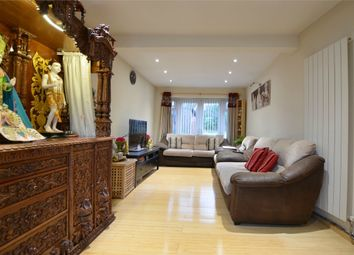 Thumbnail 3 bed terraced house for sale in Farm Avenue, Wembley, Greater London