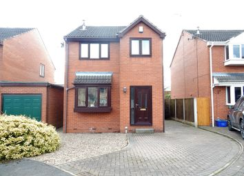 Thumbnail 3 bed detached house for sale in Lytham Avenue, Dinnington, Sheffield