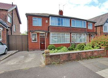 Thumbnail 3 bed semi-detached house for sale in Sunningdale Drive, Prestwich, Manchester