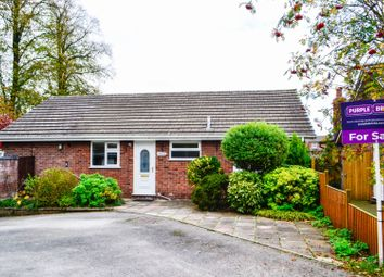 Thumbnail 3 bed detached bungalow for sale in Meadow Close, Cuddington