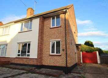 Thumbnail 4 bed semi-detached house to rent in Weir Gardens, Rayleigh