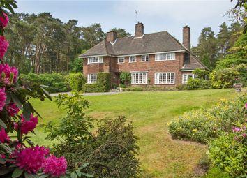 Crooksbury Road, Farnham, Surrey GU10. 5 bed detached house for sale