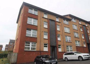 Thumbnail 2 bed flat for sale in Trafalgar Street, Greenock