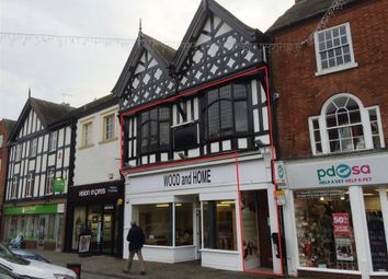 Thumbnail Restaurant/cafe to let in Market Place, Uttoxeter, Staffordshire