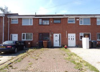Thumbnail 3 bed terraced house for sale in Shenton Road, Barwell, Leicester, Leicestershire
