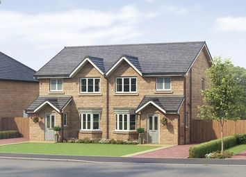 Thumbnail 3 bedroom semi-detached house for sale in Hade Edge, Holmfirth, West Yorkshire