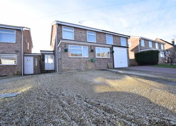 Thumbnail 4 bed semi-detached house for sale in Thornhill, Chacombe, Banbury