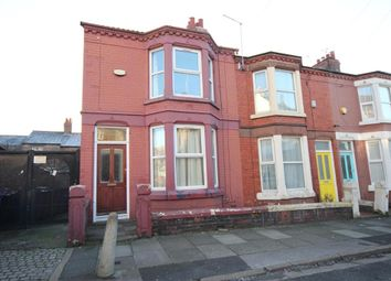 Thumbnail 3 bed end terrace house to rent in Carsdale Road, Allerton, Liverpool