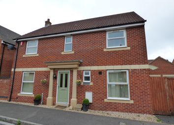 Thumbnail 4 bed detached house for sale in Fernbrook Lane, Gillingham