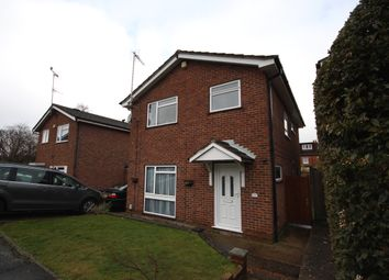 Thumbnail 4 bed detached house to rent in Streamside, Fleet