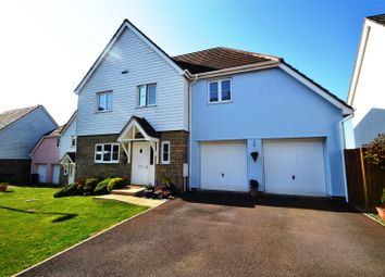 Thumbnail 4 bed detached house for sale in Charlcombe Rise, Portishead, Bristol